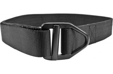 Galco Instructors Non-Reinforced Belt, 1.5in Wide - Black, Small NIB-BK-SM