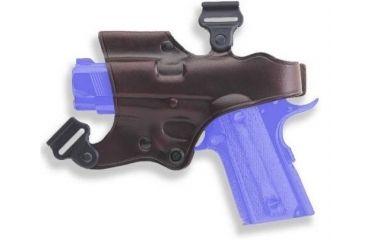 Galco Jackass Holster Component - Left Hand    - Havana J225H