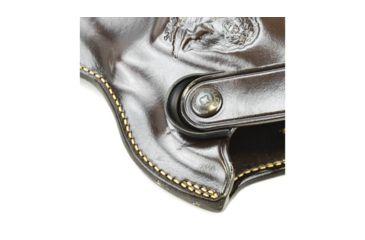 6-Galco Kodiak Shoulder Holster, Leather