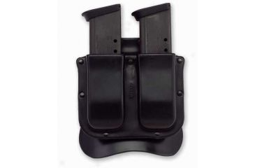 Galco M11X Matrix Double Mag Case - Ambidextrous - Black M11X24