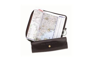 Galco Map Case - Cognac LM801CG