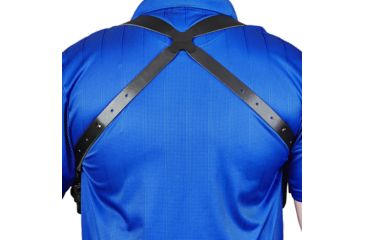 5-Galco Miami Classic II Shoulder Harness System, Leather