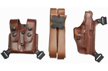 Galco Miami Classic II Shoulder System - Right Hand   - Tan MCII228