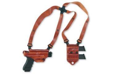 Galco Miami Classic Ii Shoulder System SPRINGFIELD - XD 9/40 3in., Tan, RH MCII446