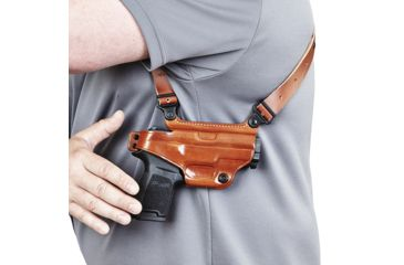 Galco Miami Classic Shoulder Handgun Holster System