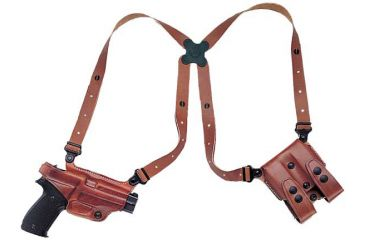 Galco Miami Classic Shoulder System BROWNING - HI-POWER, Tan, RH MC270