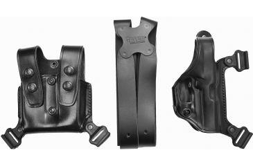 Galco Miami Classic Shoulder System Right Hand Black Mc290b Gc Ht Mc290b