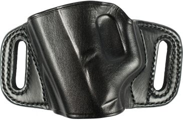 Galco Quick Slide Belt Holster-Left Hand-Black QS229B