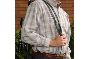 Galco RS11 Sling in use