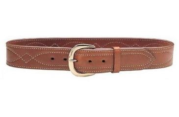 Galco Sb6 Fancy Stitched Belt Tan Size 40 Sb6 40