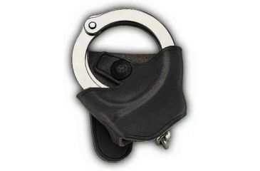 Galco SC9 Cuff Case For System Or Belt - Left Hand - Black SC93B