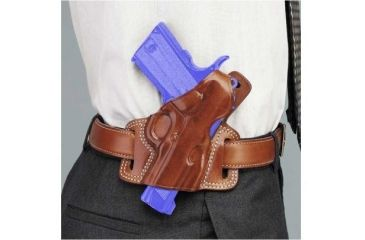 Galco Silhouette High Ride Holster - Left Hand    - Tan SIL229