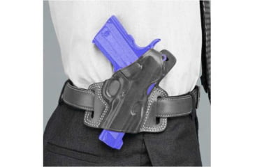 Galco Silhouette High Ride Holster - Right Hand   - Black SIL248B
