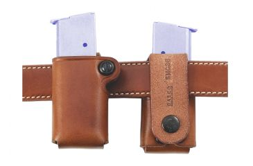 Galco Single Magazine Case - Ambidextrous - Tan SMC28