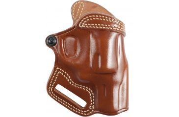 Galco Small Of Back Concealment Holster Tan Right Hand - Ruger Sp101 - SOB118
