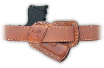 Galco SOB Small Of Back Holster Left Hand - Black SOB227B