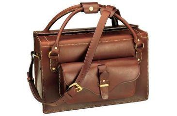 Galco Spring Top Bag Ambidextrous - Dark Havana LT118DH