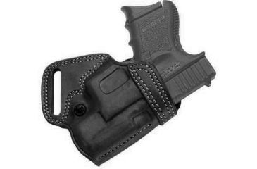 Galco Springfield XD 9/40 3 Inch S.O.B. Small Of Back Holster, Colors Galco Springfield XD 9/40 3 Inch S.O.B. Small Of Back Holster, Right Hand, Black