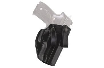 Galco Summer Comfort Inside Pant Holster for Springfield XD 9/40 Service 4in Right Hand, Black SUM440B