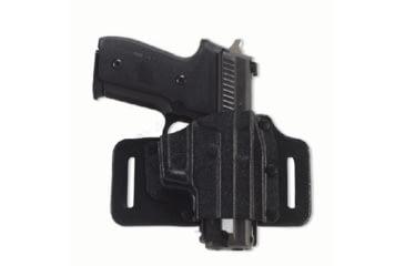 Galco Tac Slide Belt Holster, Black, Glock 21, Right TS228B