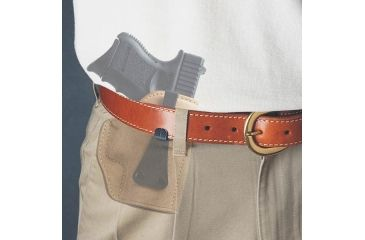 Galco Ultra Deep Cover Inside The Pant Holster Left Hand - Natural UDC295