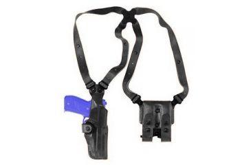 Galco Vertical Shoulder Holster System VHS212B