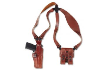 Galco VHS Shoulder System for FN Five-seveN USG, Tan