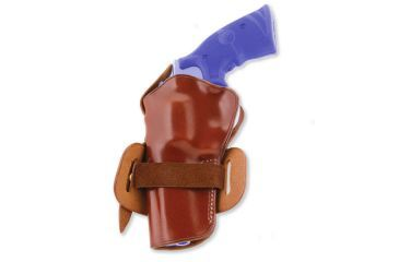 Galco Wheelgunner Belt Holster back