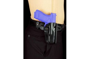 Galco X-Project (M1X) Holster Component Right Hand - Black M1X286