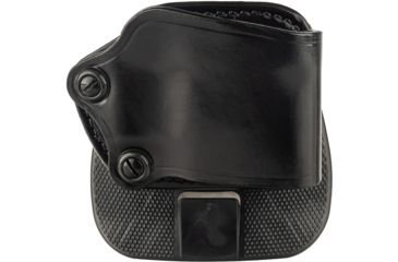 1-Galco Yaqui Paddle Holster for Beretta 92F, FS, and Glock 27