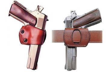 Galco Yaqui Slide Holster for Beretta 92D, 92F, 92G, 96, 96D, 8000 8040 Cougar D, F, G, Right Hand, Tan YAQ202