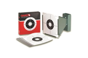 Gamo Air Rifles Cone-Backyard Trap with Paper Targets Lead Airgun Pellets  Only No BBs 6212204354 , 18% Off