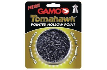 Gamo Air Rifles Tomahawk Pellets .177 Caliber Hollow Point 750 Per Tin 6322544CP54