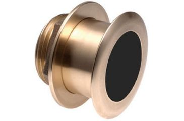 Garmin B164 1kW Bronze Tilted Thru Hull Transducer