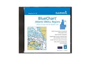 Garmin MapSource Marine BlueChart Atlantic Small CD-ROM 010-10318-01