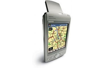 Garmin iQue M5 GPS Navigation PC/PDA 010-00344-00