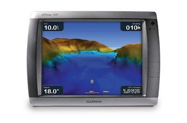 Garmin Chartplotters GPSMAP5015,with GPS17x sensor, worldwide satellite imagery, g2 Vision compatible 010-00692-10 w/ Free S&H