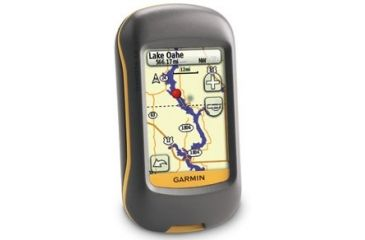 Garmin GPS w/ Touch Screen Display