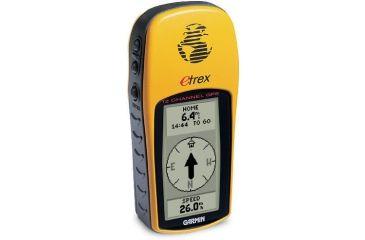 Garmin eTrex GPS System 010-00190-00 - 0100019000