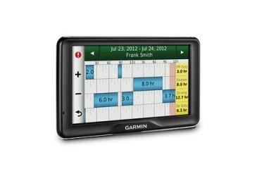 Garmin dezl 760LMT Truck GPS Navigator, black 010-01062-02