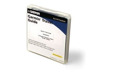 Garmin Travel Guide, rich points of interest data for Scandinavia Navigation Device Accessories GA-XA-010-10672-05 w/ Free S&H