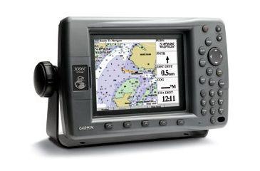 Garmin GPSMAP 3006C w/Ext GPS sensor, worldwide basemap, compatible with BlueChart GPS Fishfinders GA-FH-010-00348-00 w/ Free S&H