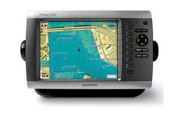 Garmin GPSMAP 4208 w/Ext GPS sensor, worldwide satellite imagery, built-in BlueChart g2 for US coastal, g2 Vision compatible GPS Digital Navigation GA-ND-010-00591-01 w/ Free S&H