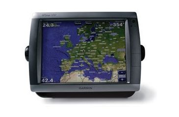 Garmin GPSMAP 5212 w/Ext GPS sensor, worldwide satellite imagery, built-in BlueChart g2 for US coastal, g2 Vision compatible GPS Fishfinders GA-FH-010-00594-01 w/ Free S&H