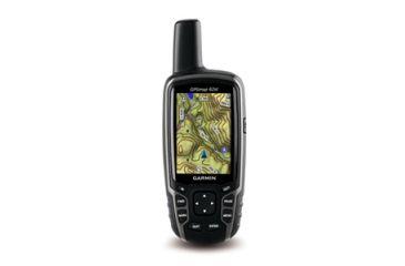 Garmin GPSMAP 62st GPS System