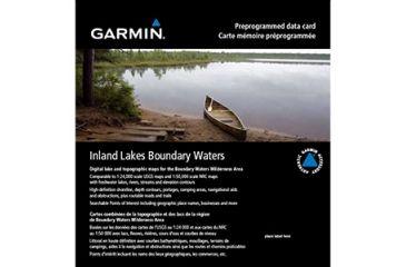 Garmin Inland Lakes Boundary Waters 010-C1060-00