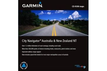 Garmin MapSource City Navigator Australia and New Zealand NT 010-11388-00