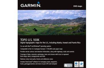 Garmin MapSource TOPO U.S. DVD ROM 010-11001-01 w/ Free S&H