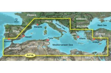Garmin Blue Chart g2 - Mediterranean Sea