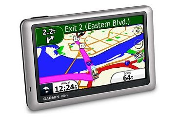 Garmin GPS nuvi Series w/ Touchscreen